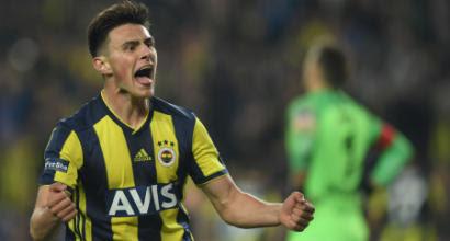 Napoli, preso Elmas: al Fenerbahce 15 milioni più bonus